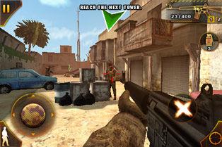 Modern Combat 1